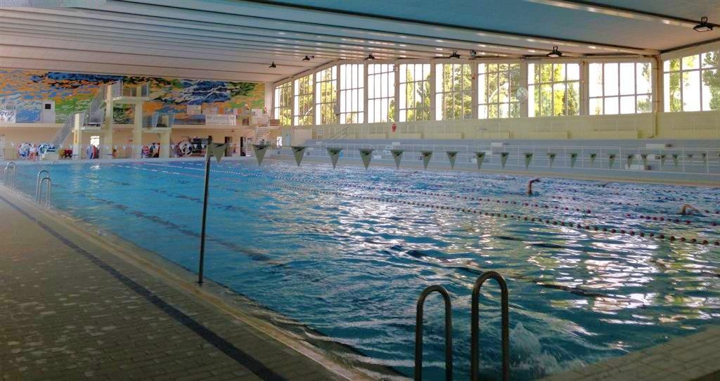 Blog du cnba stage de natation troyes for Piscine thouars